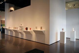 "Judy Chicago - ""HeadsUp"", installation view"