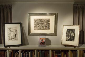 David Tunick, Inc. at IFPDA Fine Art Print Fair Online Fall 2020, installation view