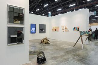 (bis) oficina de proyectos at ARTBO 2016, installation view