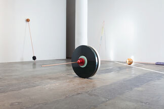 Multipolarity, installation view
