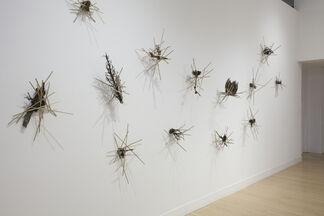 Yoshitomo Saito: Ethos in Bronze, installation view
