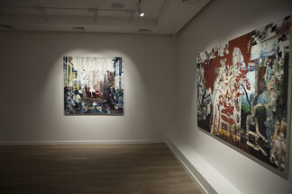MEMORIES OF THE FUTURE AND THE PAST, installation view