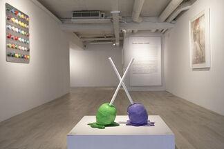 Addict, installation view
