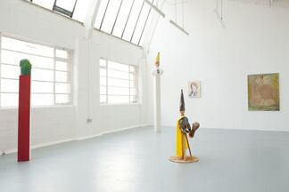 Holy Island: Grant Foster, installation view