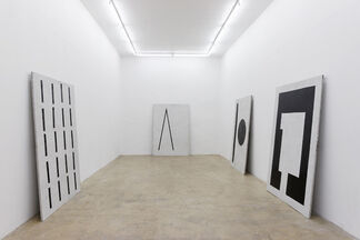 Samy Abraham at Art Brussels 2014, installation view