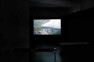 Screening, installation view