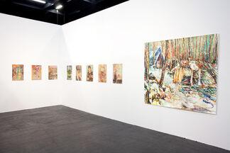 Galerie EIGEN + ART at Art Cologne 2019, installation view