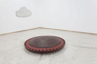 Iron Oar, installation view