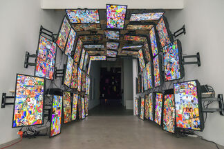 Cameron Gray: GYMNASTY, installation view