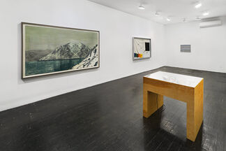 Science and Exploration, installation view