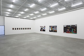 Vânia Mignone, installation view
