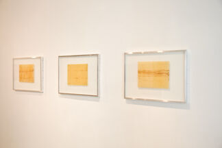 null, installation view