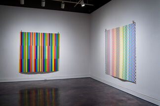 Polly Apfelbaum: Color Notes, installation view