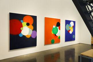 "Anda Kubis - ""Efflorescence"", installation view"