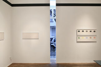 Jiří Valoch. Subliminal Images, installation view