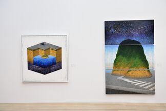 Boundary Maze – HU Chau-Tsung Solo Exhibition, installation view