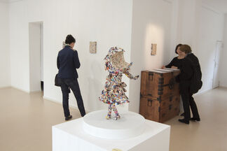 Three is a magic number 9, installation view