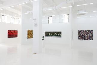 Hacker Art, installation view