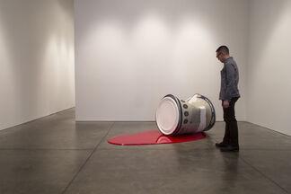 Rómulo Celdrán, installation view