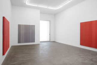 Heather Cook: 1D 5L 2D 6L 3D 7L 4D 8L 5D 1L 6D 2L 7D 3L 8D 4L, installation view