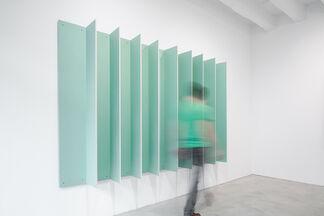 "Franka Hörnschemeyer ""Imaginary State"", installation view"