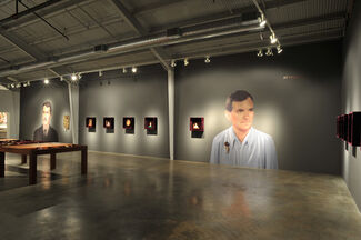 All Things Parr, installation view