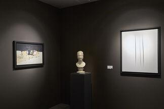 Robilant + Voena at The Salon: Art + Design 2015, installation view