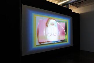 Sean Capone: Black Night White Light, installation view