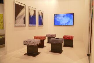 Galerie nächst St. Stephan Rosemarie Schwarzwälder at Art Basel in Miami Beach 2015, installation view