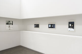 """""""Embedded"""" New Paintings by Laura Karetzky, installation view"""