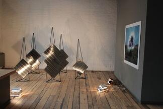"Andrés Marroquín Winkelmann, ""Colectivo & Paisajes Diversos"", installation view"