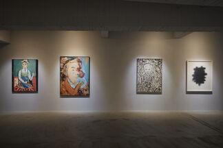 Self-Portrait, installation view