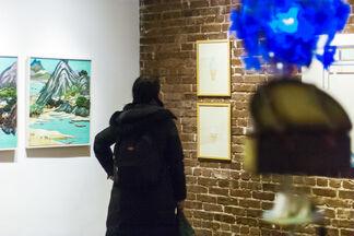 Korean Art Now, installation view