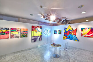 KOLLY GALLERY at URVANITY. International Contemporary Art Fair 2017, installation view