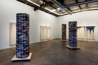 Chivas Clem: Desperate to Appear Sophisticated and Other Titles, installation view