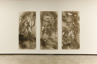 Cai Guo-Qiang: Impromptu, installation view