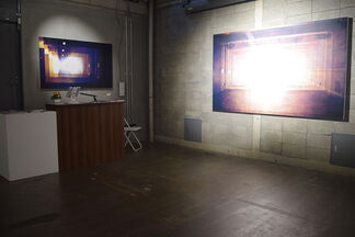 Derivation from the TRUNK -Could it be a way of expression or not?-, installation view