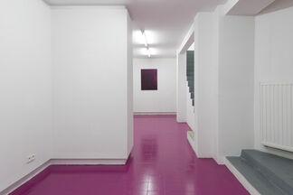 Boulevard Magenta, installation view