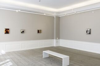 Paint New York, installation view