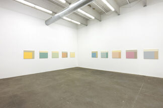 Morgan Fisher (Interior Color Beauty), installation view