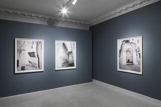 Hans Hamid Rasmussen: Kasbah Walking, installation view