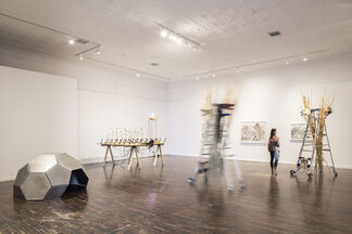 Candelilla, Coatlicue, and the Breathing Machine, installation view