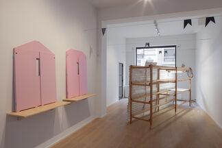 Da & Da (That & that), installation view