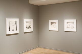 Irving Penn 1950, installation view