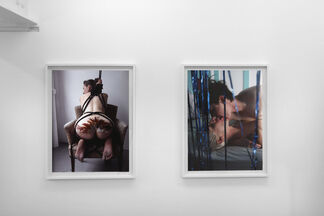 Group Show 'AestheticSexAmerica' (curated by Annka Kultys), installation view