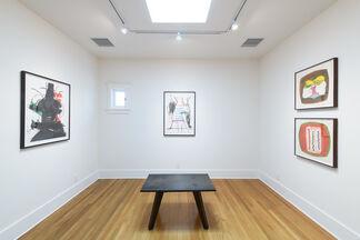 Voulkos, Altoon, Ruscha, Bengston: A Common Thread, installation view