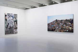 JR at Tri Postal : Happy Birthday Galerie Perrotin / 25 ans Lille (France), installation view