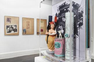 Miralda: Unpacking the Archive, installation view