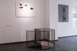 Celina Kanunnikava   Internal Diseases, installation view