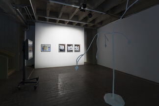 CYCLE 1: GERARD BYRNE: Early works, installation view